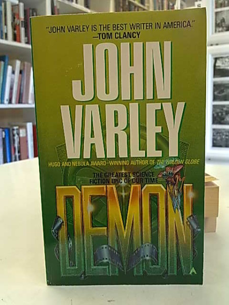 Demon (Gaea Trilogy Three), John Varley
