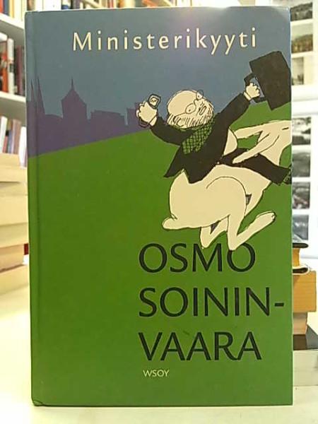 Ministerikyyti, Osmo Soininvaara