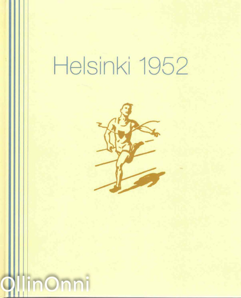 Helsinki 1952, Mika Wickström