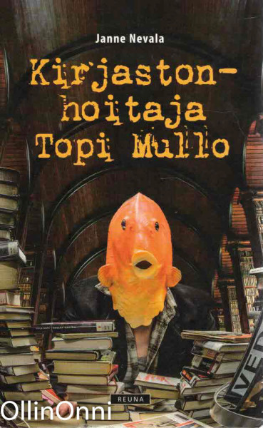 Kirjastonhoitaja Topi Mullo, Janne Nevala
