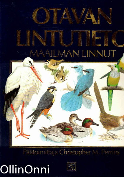 Otavan lintutieto : maailman linnut, Christopher M. Perrins
