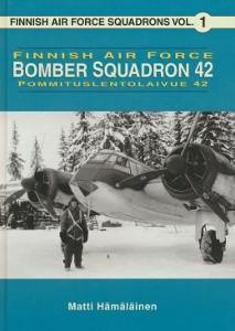 Finnish Air Force : Bomber Squadron 42 = Pommituslentolaivue 42, Matti Hämäläinen