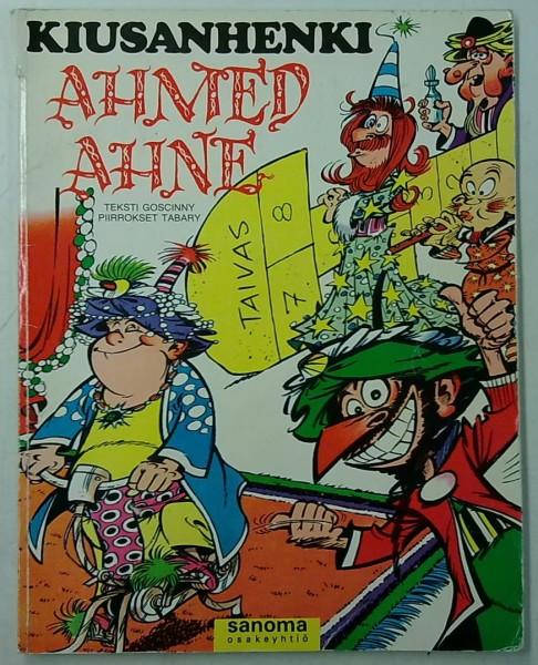 Kiusanhenki Ahmed Ahne, Rene Goscinny
