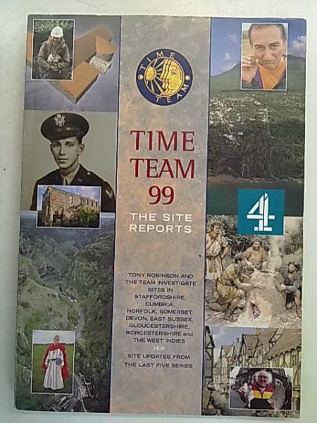 Time Team 99 The Site Reports, Tim Taylor
