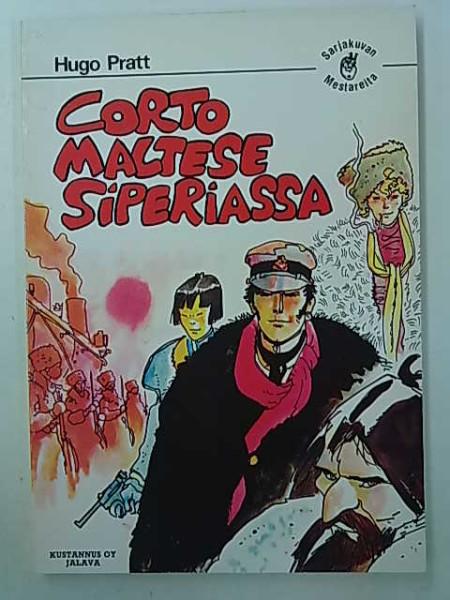 Corto Maltese Siperiassa, Hugo Pratt