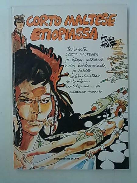Corto Maltese Etiopiassa, Hugo Pratt