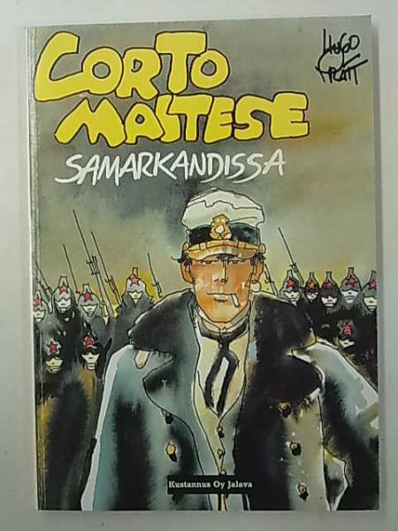 Corto Maltese Samarkandissa, Hugo Pratt