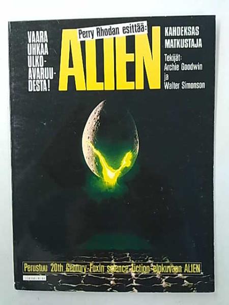 Alien - Kahdeksas matkustaja, Archie-SimonsonWalter Goodwin