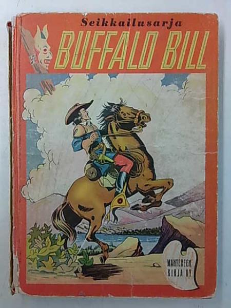 Buffalo Bill 1949 nro 1 - 1950 nro 6 (kuusi ensimmäistä numero), Kalevi Mantere
