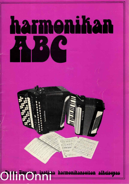 Harmonikan ABC, Paavo Tiusanen