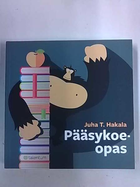 Pääsykoeopas, Juha T. Hakala