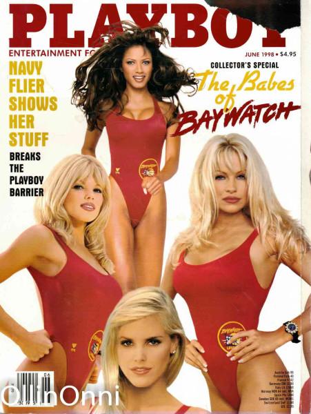 Playboy June 1998, Ei tiedossa