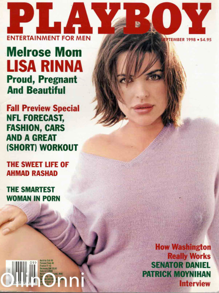 Playboy September 1998, Ei tiedossa