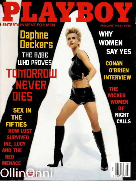 Playboy February 1998, Ei tiedossa