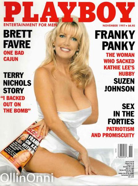 Playboy November 1997, Ei tiedossa