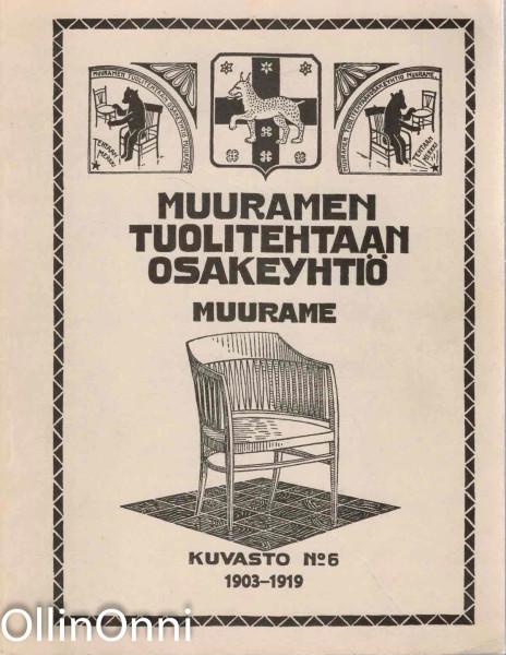 Muuramen tuolitehtaan osakeyhtiö - kuvasto N:o 6, Ei tiedossa