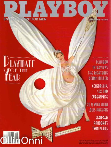 Playboy June 1996, Ei tiedossa