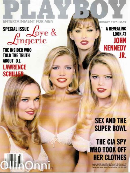 Playboy February 1997, Ei tiedossa