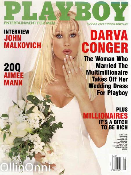 Playboy August 2000, Ei tiedossa