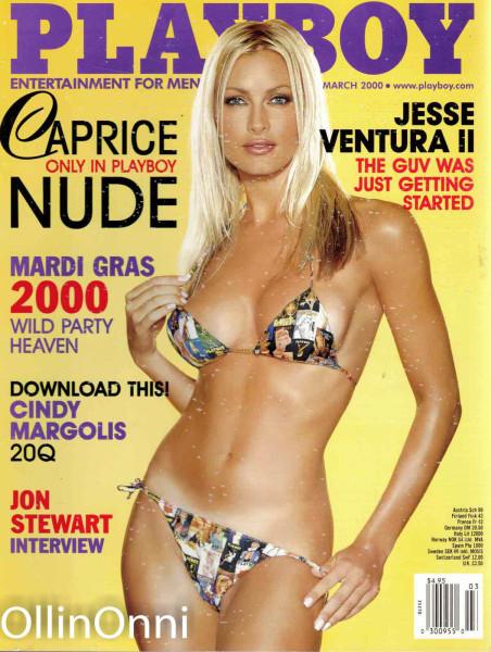 Playboy March 2000, Ei tiedossa