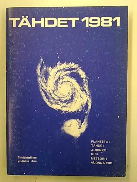 Tähdet 1981 - URSAn vuosikirja 5. vuosikerta, Seppo Linnaluoto