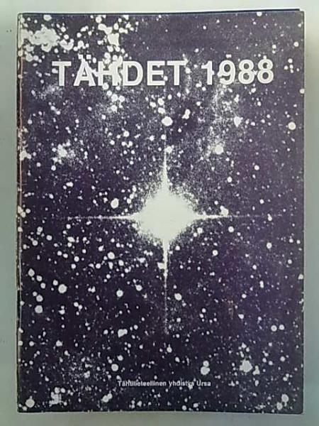 Tähdet 1988 - URSAn vuosikirja 12. vuosikerta, Seppo Linnaluoto
