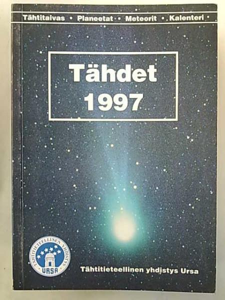 Tähdet 1997., Hannu Karttunen