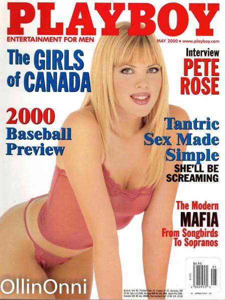 Playboy May 2000, Ei tiedossa