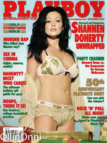 Playboy December 2003, Ei tiedossa