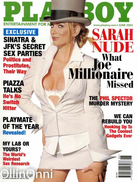 Playboy June 2003, Ei tiedossa