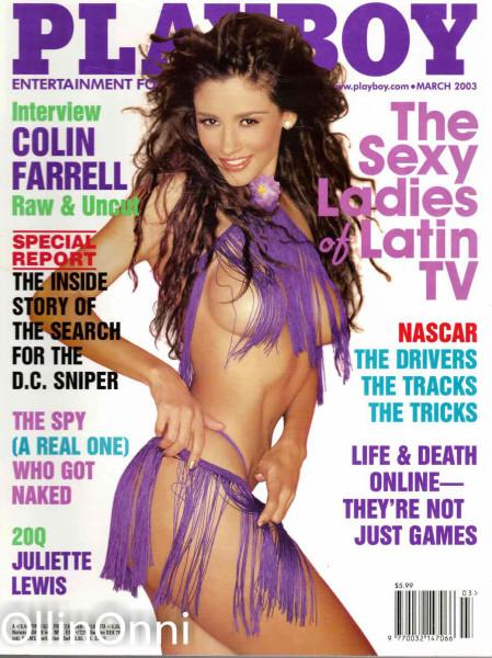 Playboy March 2003, Ei tiedossa