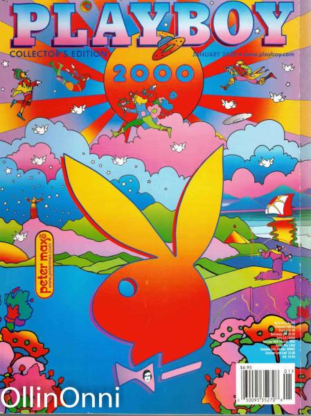Playboy January 2000 - Collector's Edition, Ei tiedossa