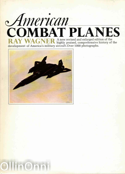 American Combat Planes, Ray Wagner