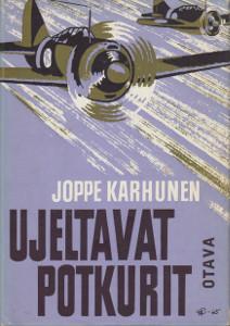 Ujeltavat potkurit, Brewster-laivue Suomen ja Itä-Karjalan taivaalla, Joppe Karhunen