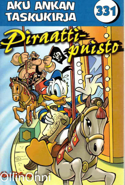 Piraattipuisto, Walt Disney
