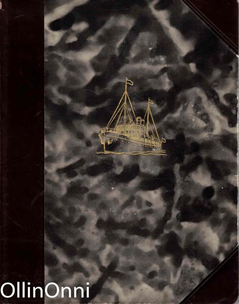 Åbo sjöfarts historia III - Ångbåtssjöfart i Åbo 1836-1928, Ernst Lindberg