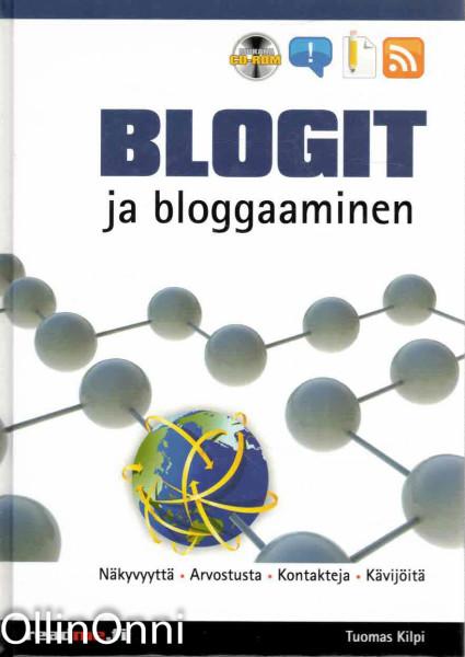 Blogit ja bloggaaminen, Tuomas Kilpi