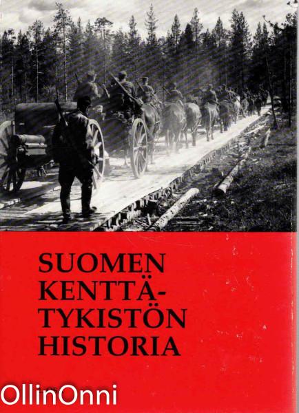 Suomen kenttätykistön historia. 2 osa, 1939-1945, Jyri Paulaharju