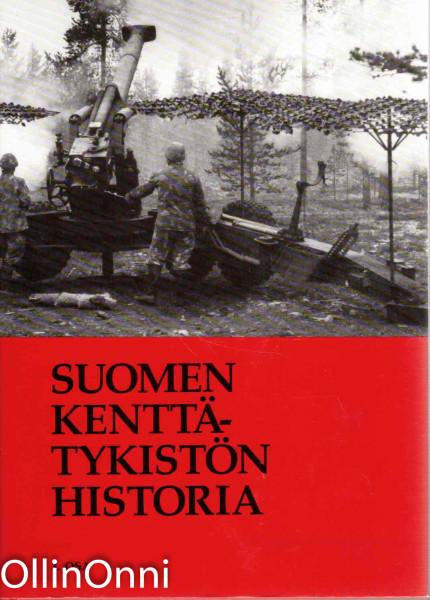 Suomen kenttätykistön historia. 3. osa, 1944-1990, Jyri Paulaharju