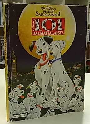 101 dalmatialaista - Pienet satuklassikot, Walt Disney