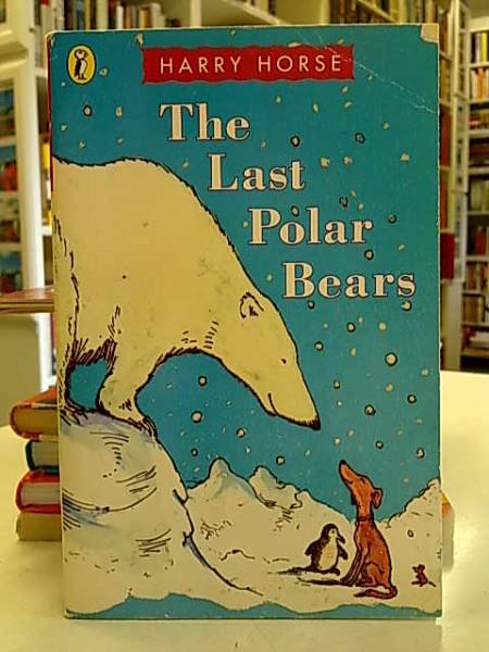 The Last Polar Bears, Harru Horse