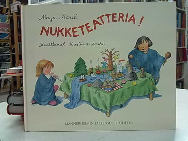 Nukketeatteria!, Maija Bari