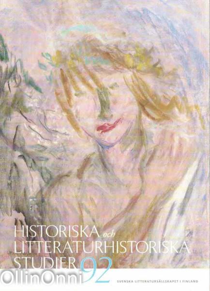 Historiska och litteraturhistoriska studier 92, Anna Biström