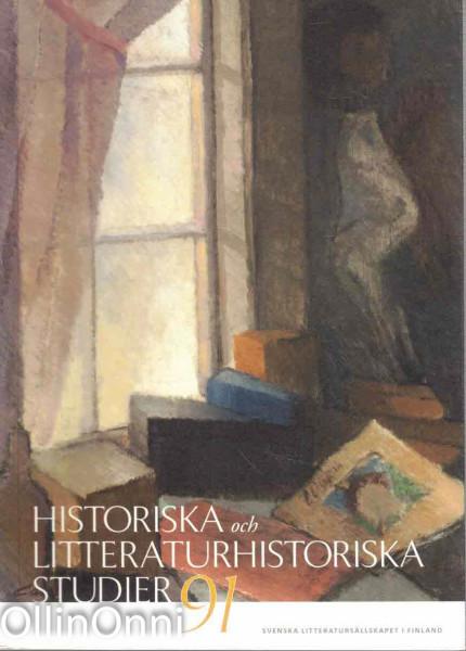 Historiska och litteraturhistoriska studier 91, Jennica Thylin-Klaus