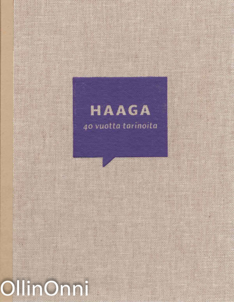 Haaga - 40 vuotta tarinoita, Risto Karmavuo