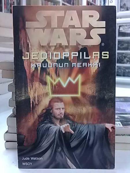 Star Wars Jedioppilas 4 Kruunun merkki, Jude Watson