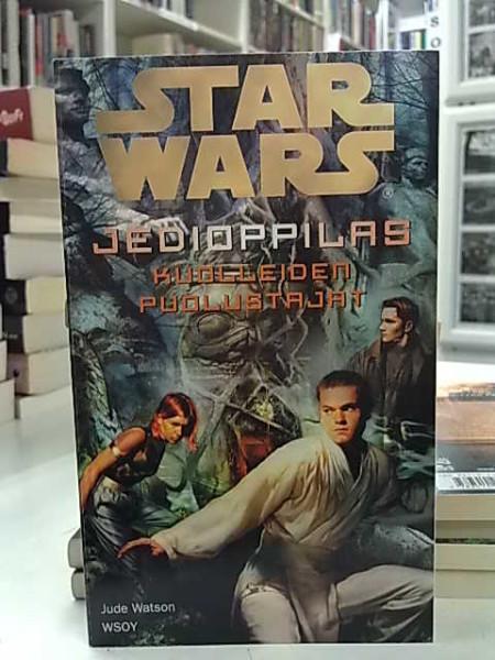 Star Wars Jedioppilas 5 Kuolleiden puolustajat, Jude Watson