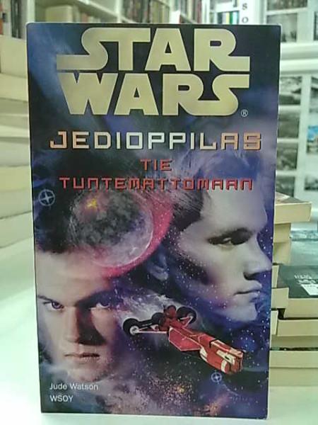Star Wars Jedioppilas 6 Tie tuntemattomaan, Jude Watson