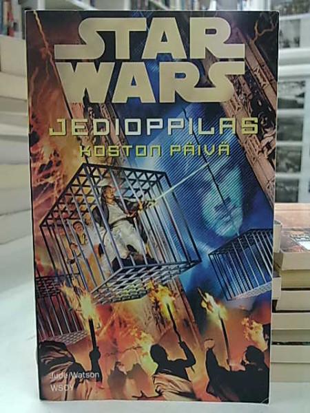 Star Wars Jedioppilas 8 Koston päivä, Jude Watson