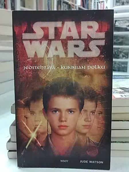 Star Wars Jeditehtävä - Kunnian polku, Jude Watson